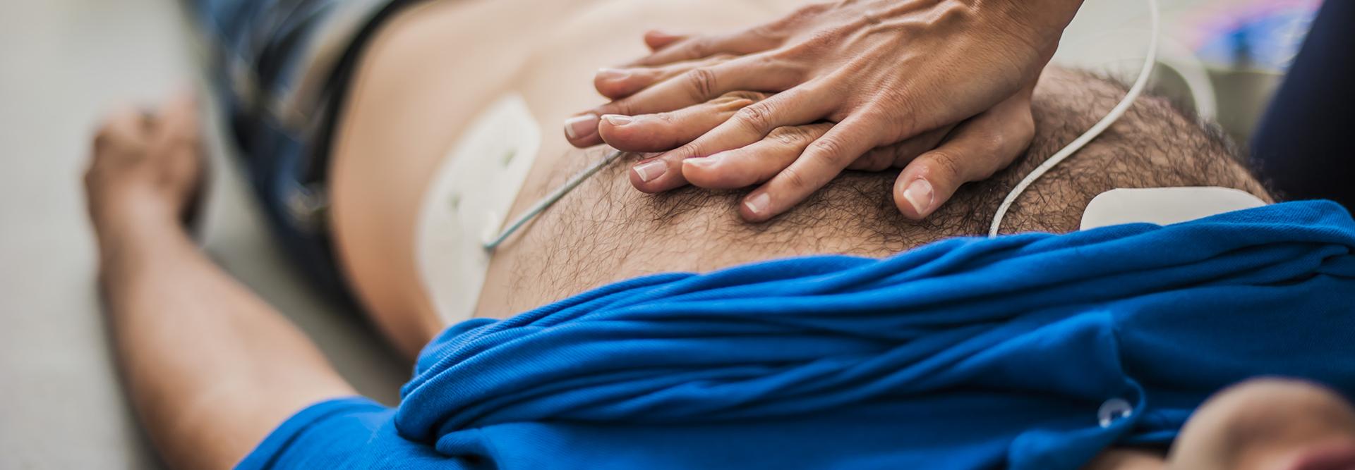 AED - reanimatietraining